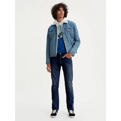Levis 501 Slim táper dark hours